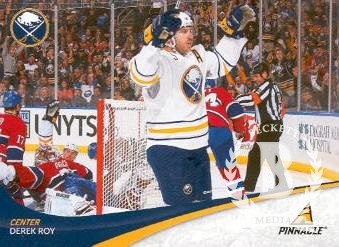 2011-12 Pinnacle #38 Derek Roy