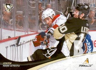 2011-12 Pinnacle #44 Mark Letestu