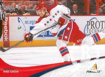 2011-12 Pinnacle #52 Mike Green