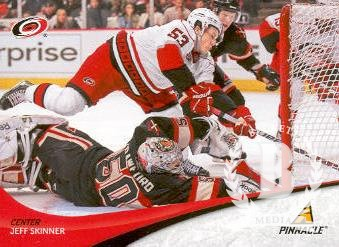 2011-12 Pinnacle #53 Jeff Skinner