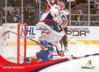2011-12 Pinnacle #62 Michal Neuvirth