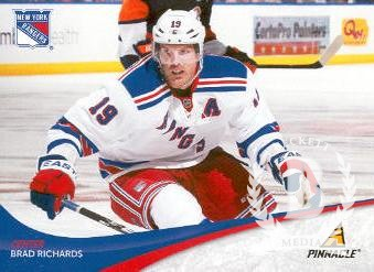 2011-12 Pinnacle #65 Brad Richards