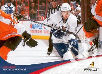 2011-12 Pinnacle #69 Magnus Paajarvi