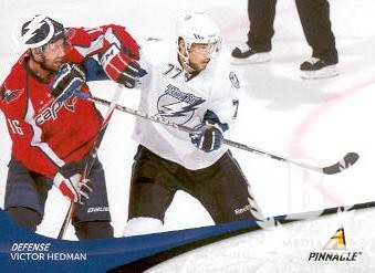 2011-12 Pinnacle #77 Victor Hedman