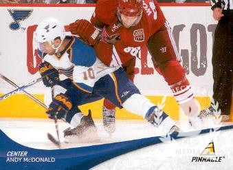 2011-12 Pinnacle #92 Andy McDonald