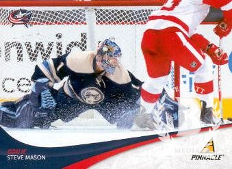2011-12 Pinnacle #101 Steve Mason