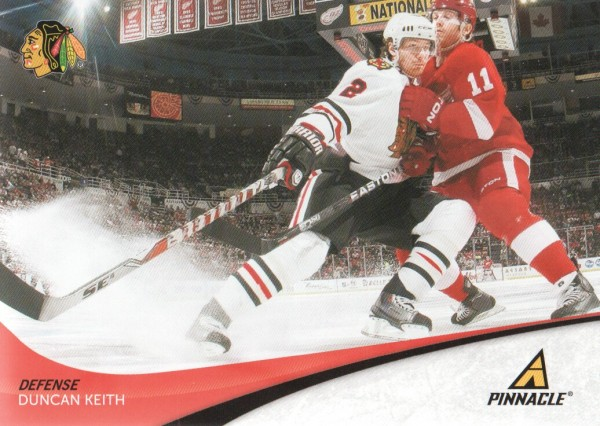 2011-12 Pinnacle #102 Duncan Keith