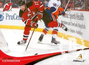 2011-12 Pinnacle #117 Ilya Kovalchuk