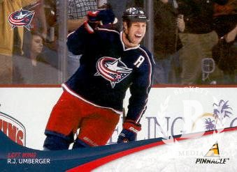 2011-12 Pinnacle #118 R.J. Umberger