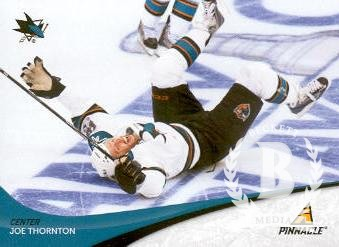 2011-12 Pinnacle #119 Joe Thornton