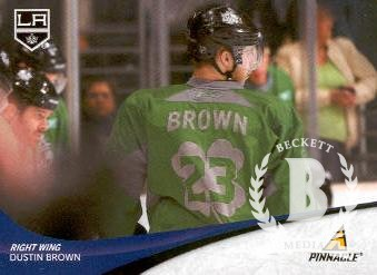 2011-12 Pinnacle #123 Dustin Brown