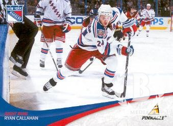 2011-12 Pinnacle #124 Ryan Callahan