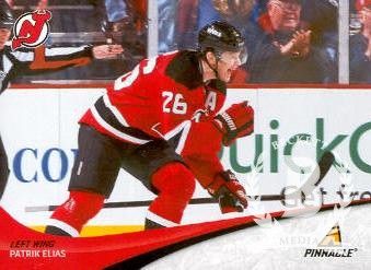 2011-12 Pinnacle #126 Patrik Elias