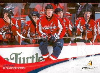 2011-12 Pinnacle #128 Alexander Semin