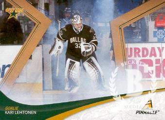 2011-12 Pinnacle #132 Kari Lehtonen