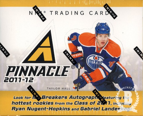 2011-12 Pinnacle Hockey Hobby Box
