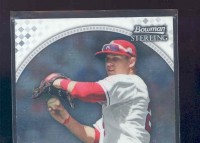 2011 Bowman Sterling #22 Mike Trout RC