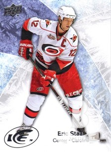 2011-12 Upper Deck Ice #4 Eric Staal