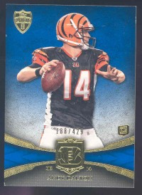 2011 Topps Supreme Red #25 Andy Dalton