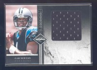 2011 Limited Rookie Jumbo Jerseys #1 Cam Newton/99