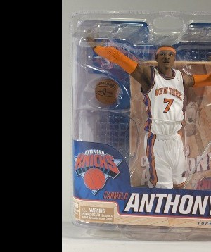 2011-12 McFarlane Basketball Series 20 #10 Carmelo Anthony