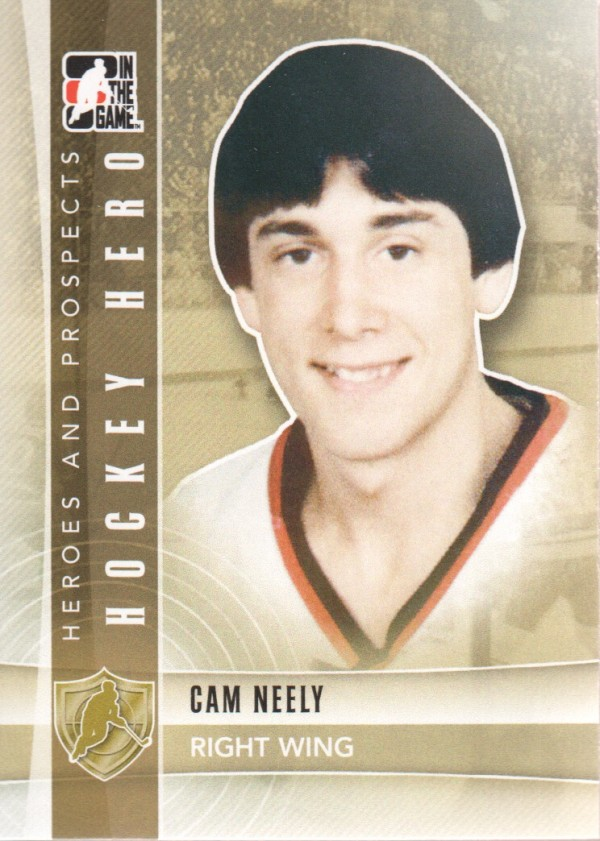 2011-12 ITG Heroes and Prospects #2 Cam Neely HH