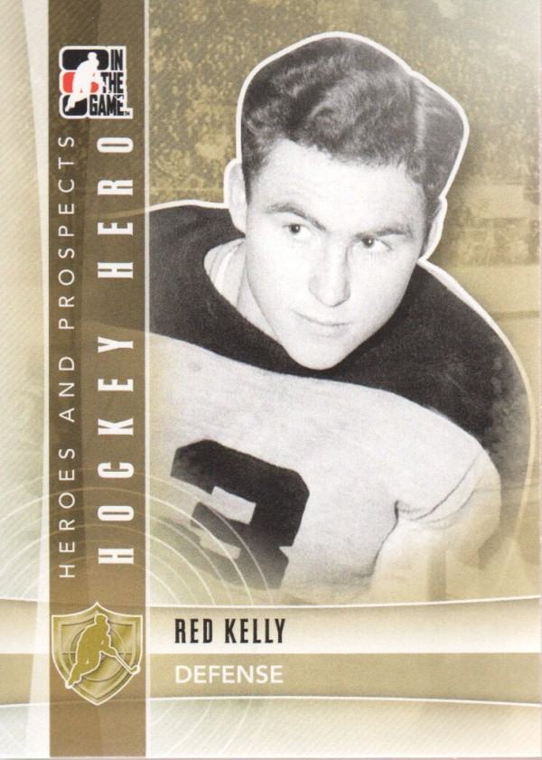 2011-12 ITG Heroes and Prospects #5 Red Kelly HH