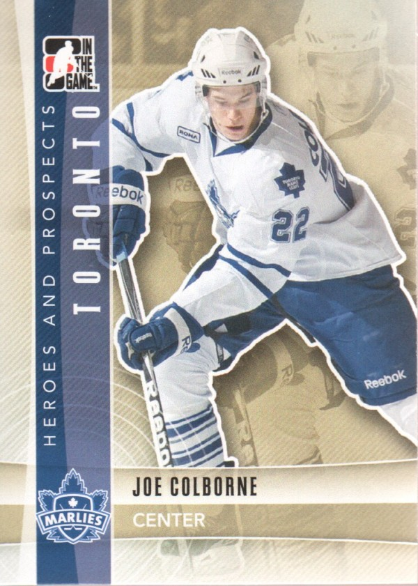 2011-12 ITG Heroes and Prospects #118 Joe Colborne AP