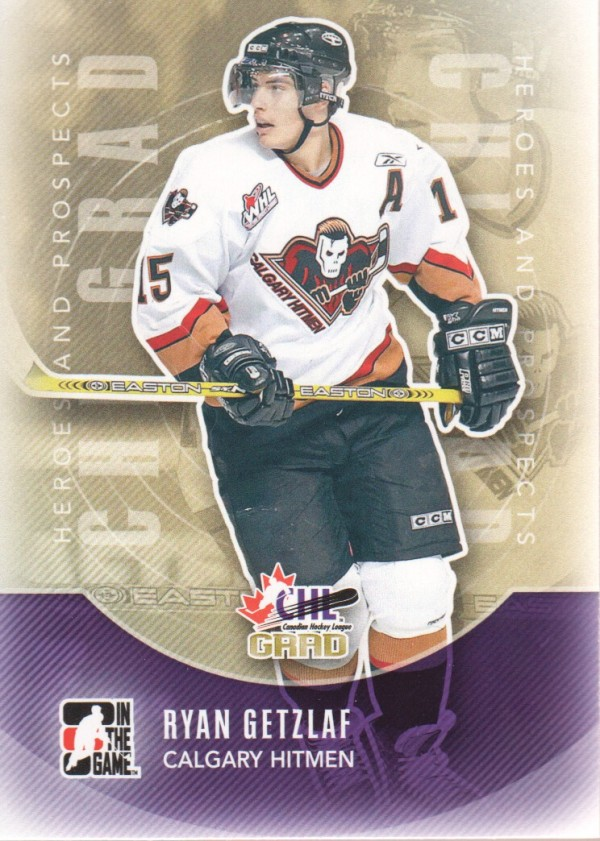 2011-12 ITG Heroes and Prospects #182 Ryan Getzlaf CG