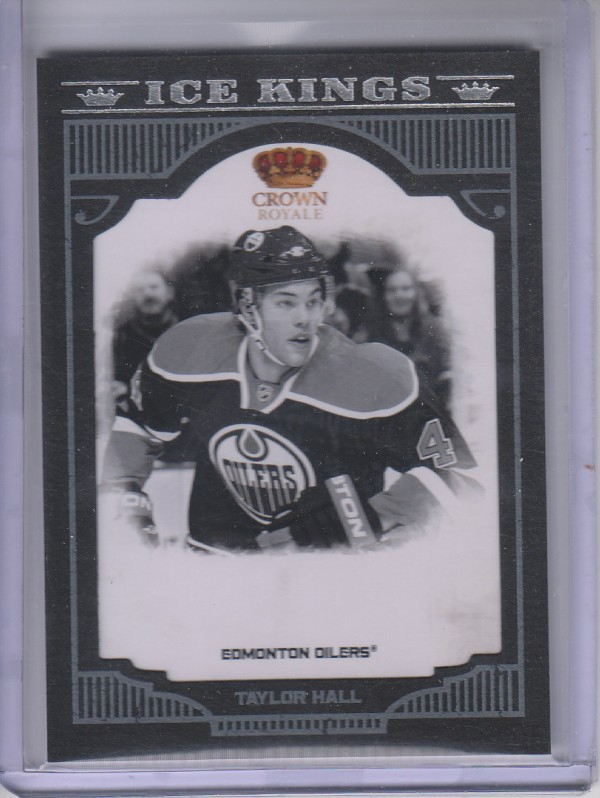 2011-12 Crown Royale Ice Kings #2 Taylor Hall