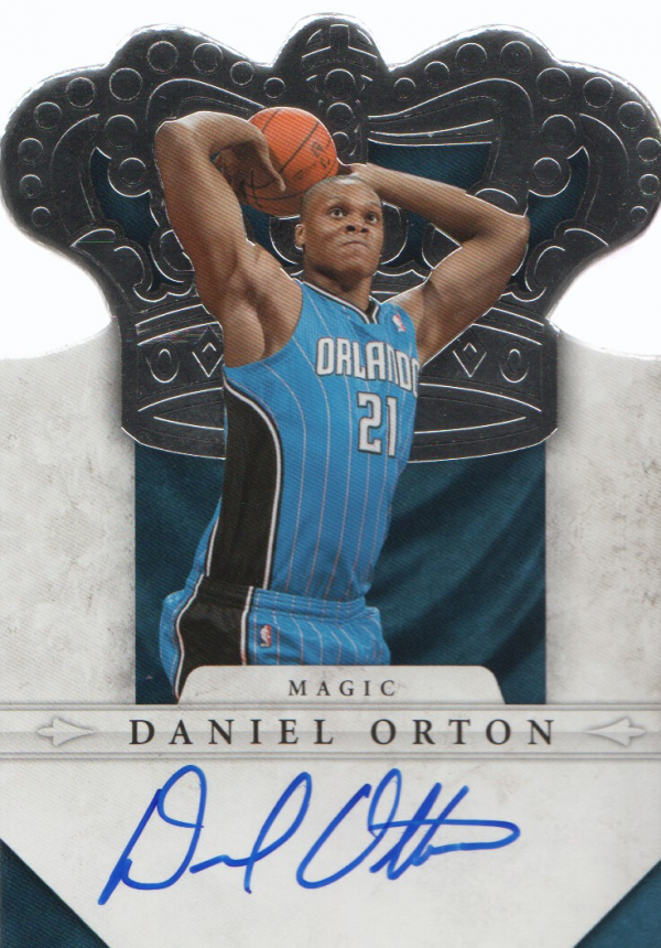 2011-12 Panini Preferred #281 Daniel Orton CR/99 AU