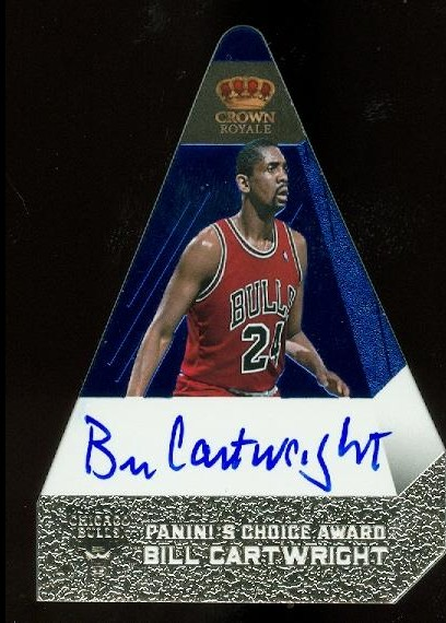 2011-12 Panini Preferred Blue #113 Bill Cartwright PC/50 AU