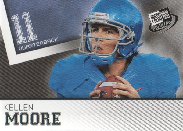 2012 Press Pass #35 Kellen Moore