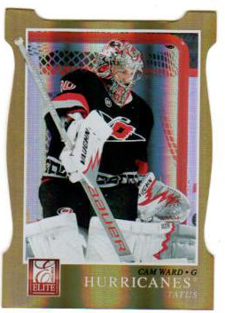2011-12 Elite Status Gold #41 Cam Ward