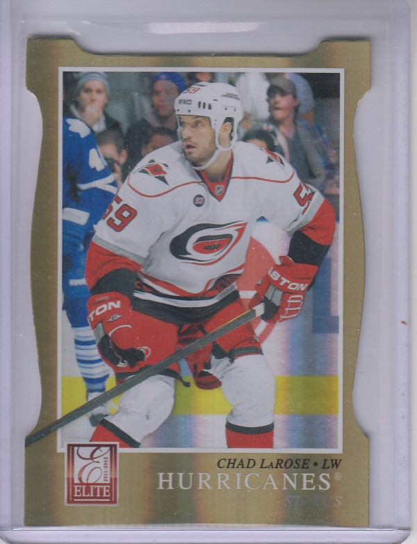 2011-12 Elite Status Gold #61 Chad LaRose