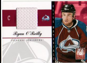 2011-12 Elite Materials #43 Ryan O'Reilly