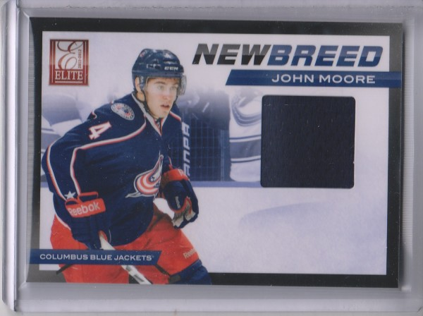 2011-12 Elite New Breed Materials #24 John Moore