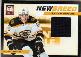 2011-12 Elite New Breed Materials #32 Tyler Seguin