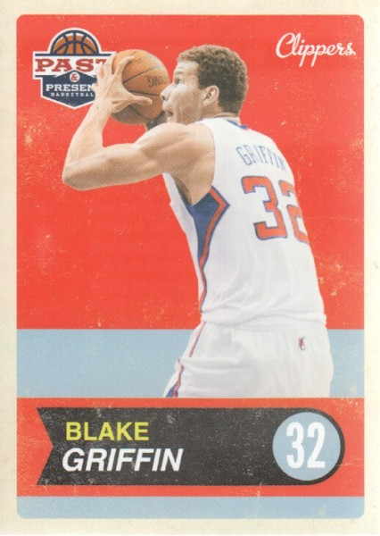 2011-12 Panini Past and Present #31 Blake Griffin
