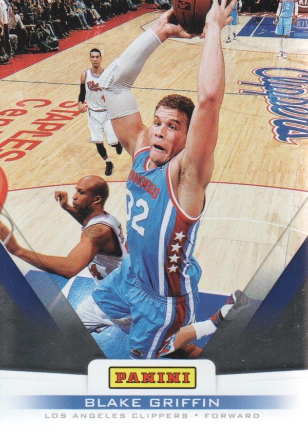 2012 Panini Father's Day #2 Blake Griffin