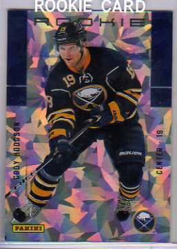 2012 Panini Father's Day Rookies Cracked Ice #15 Cody Hodgson