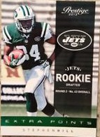 2012 Prestige Extra Points Green #276 Stephen Hill