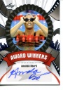 2012 Pop Century Award Winners Autographs #AWAB2 Amanda Beard