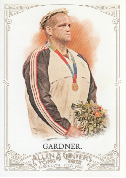 2012 Topps Allen and Ginter #16 Rulon Gardner