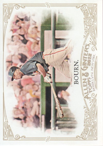 2012 Topps Allen and Ginter #76 Michael Bourn