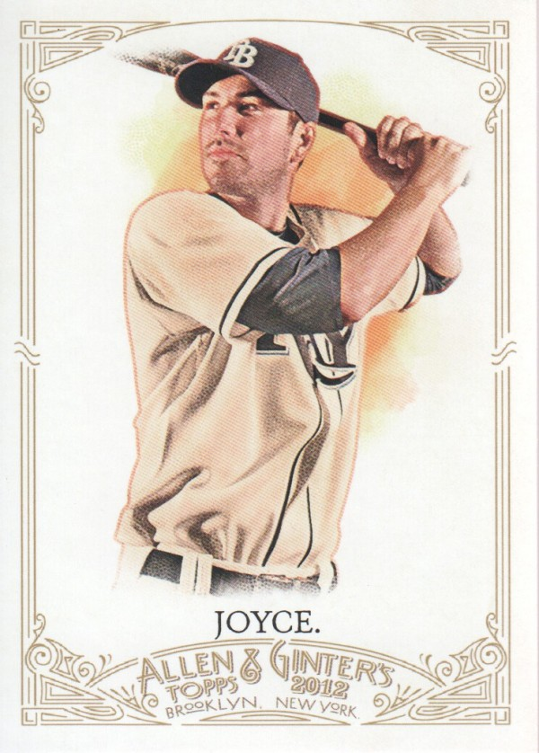 2012 Topps Allen and Ginter #83 Matt Joyce