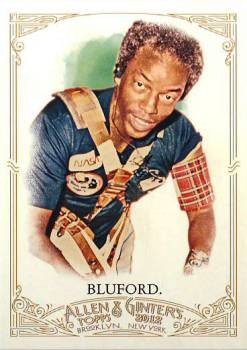 2012 Topps Allen and Ginter #332 Guy Bluford SP