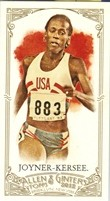 2012 Topps Allen and Ginter Mini #193 Jackie Joyner-Kersee