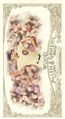 2012 Topps Allen and Ginter Mini A and G Back #275 Kerry Wood