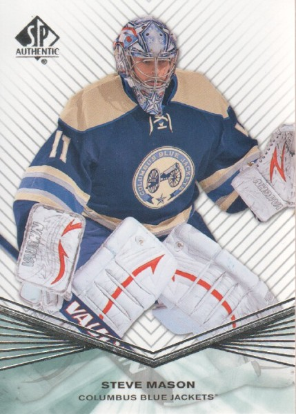 2011-12 SP Authentic #117 Steve Mason